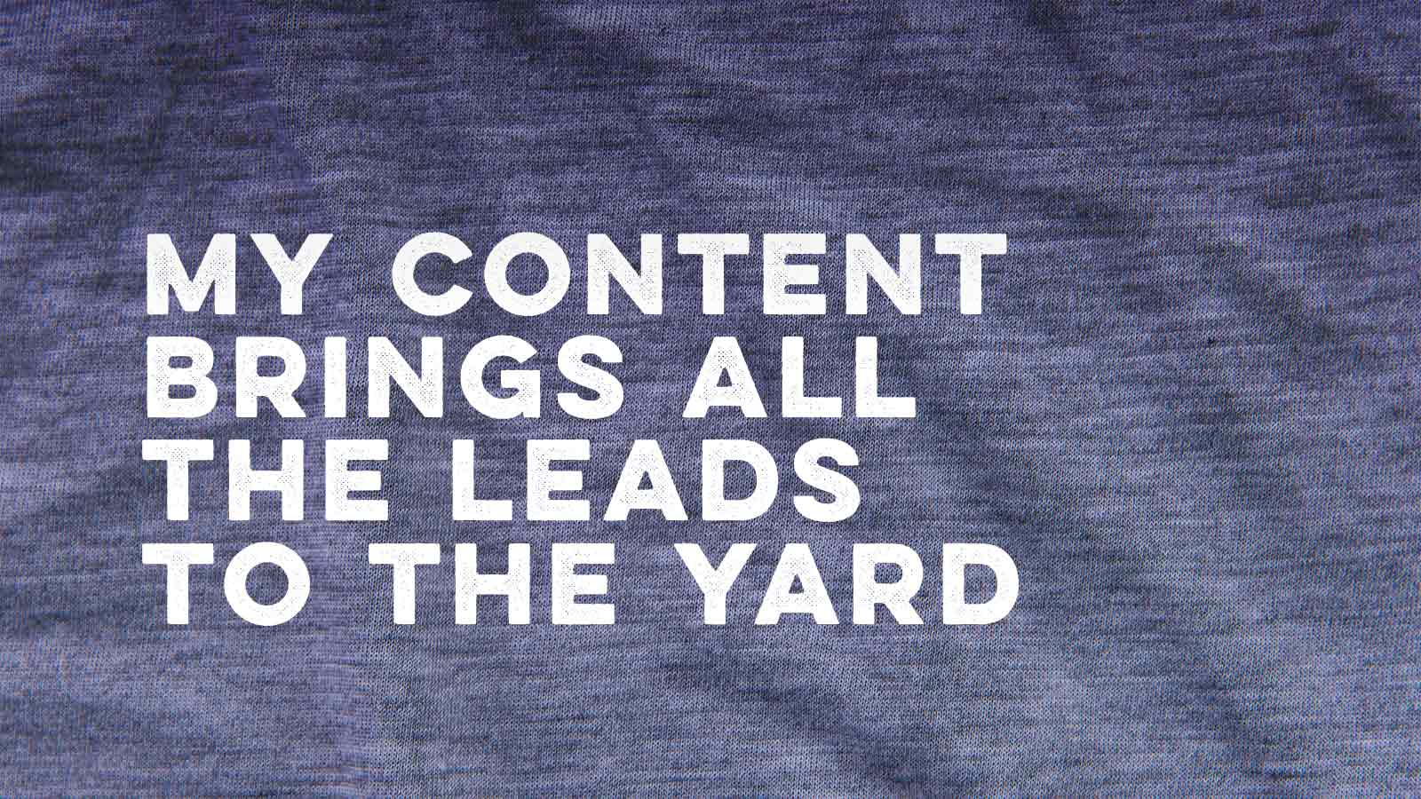 5 Non-Marketing Things I Learned at #INBOUND14