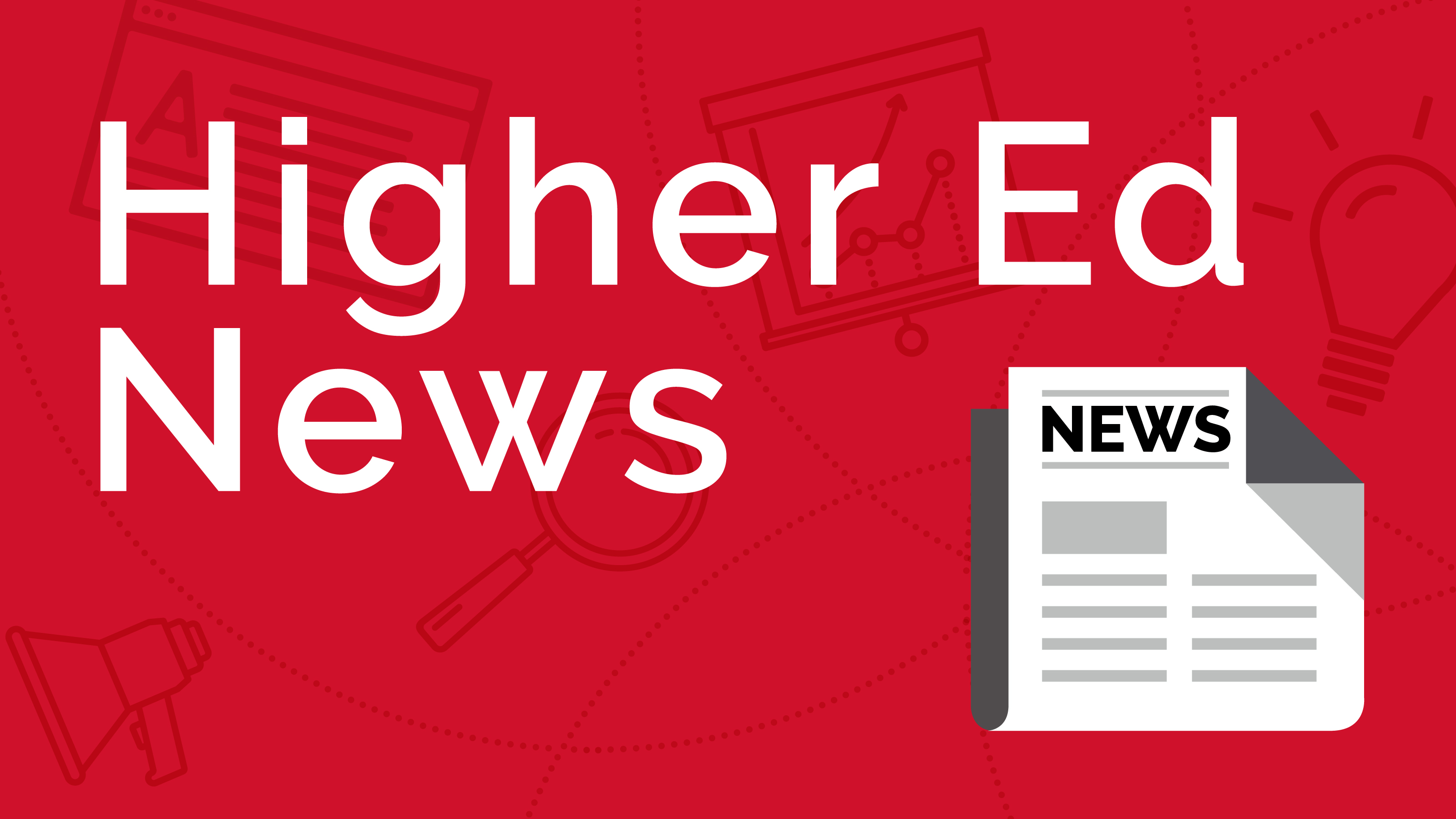 Higher Ed News: July 2015