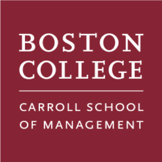 Boston College | Carroll School of Management